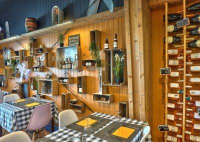 Visite virtuelle restaurant et commerce