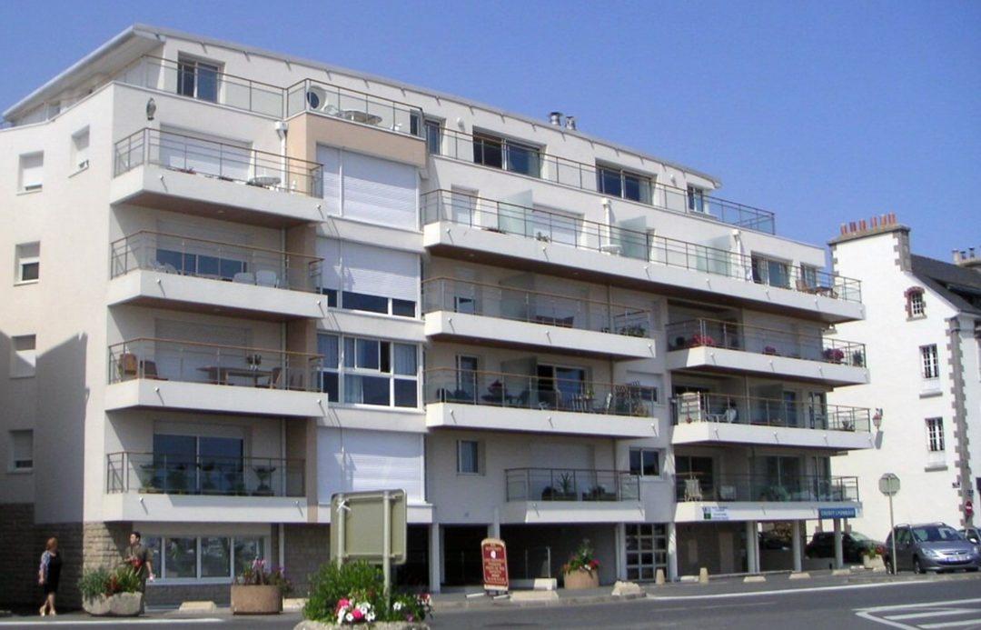 Vente d'un appartement à St Quay Portrieux (22)