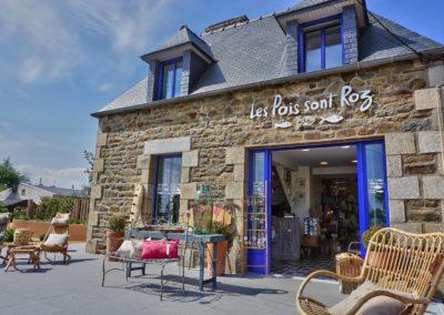 Boutique Les Pois Sont Roz à Perros Guirec (22)