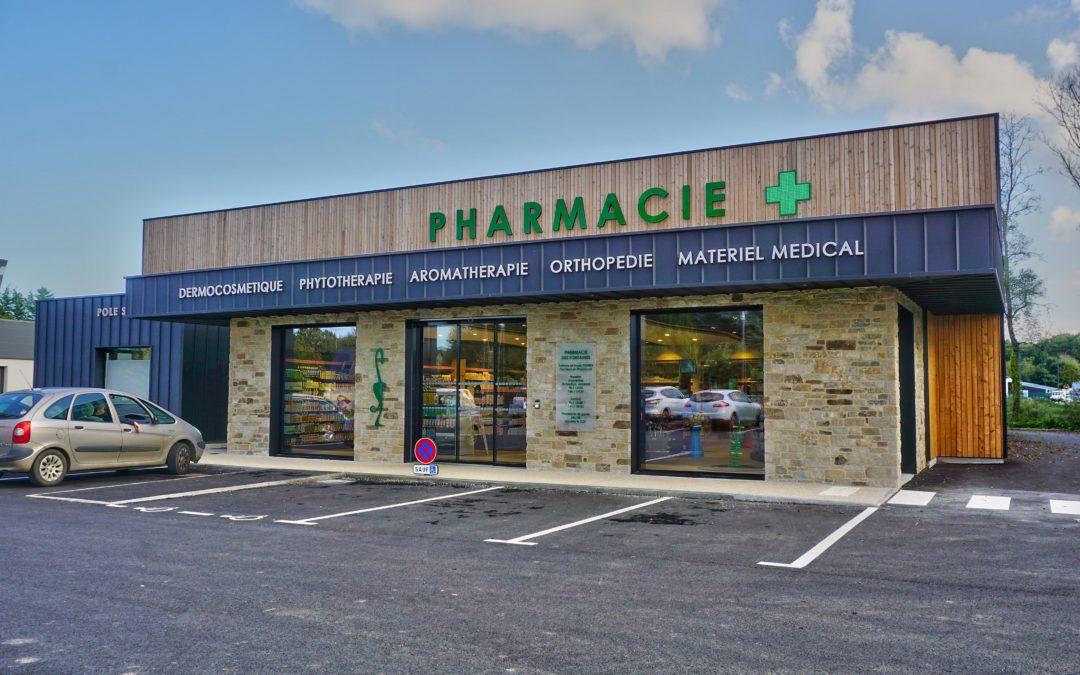 Pharmacie des Fontaines à Lanvollon (22)
